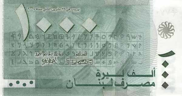 Definition of Lebanese Pound LBP   Ra2D